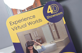 4D Virtual Reality Design - New